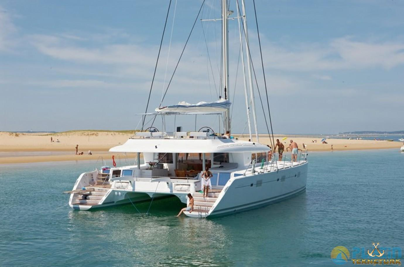 LAGOON 620 Luxury catamaran