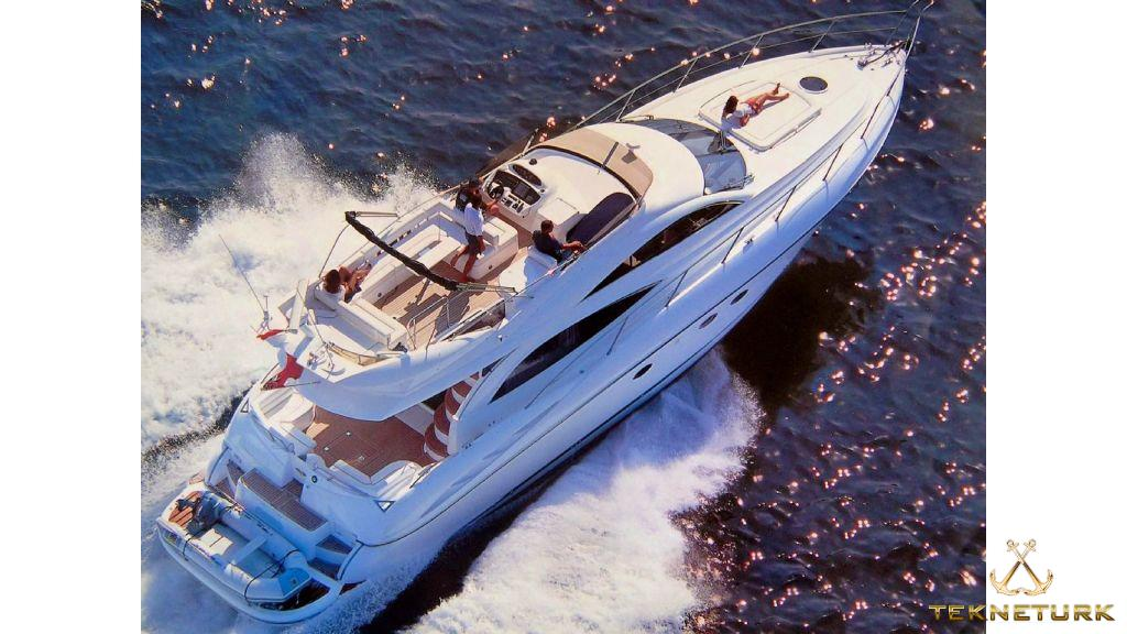 DIAMOND - Ultra lux motoryat sunseeker manhattan 56