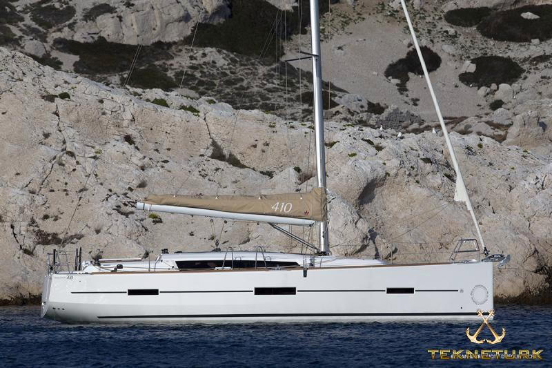 VANILLA Luxury sailing yacht