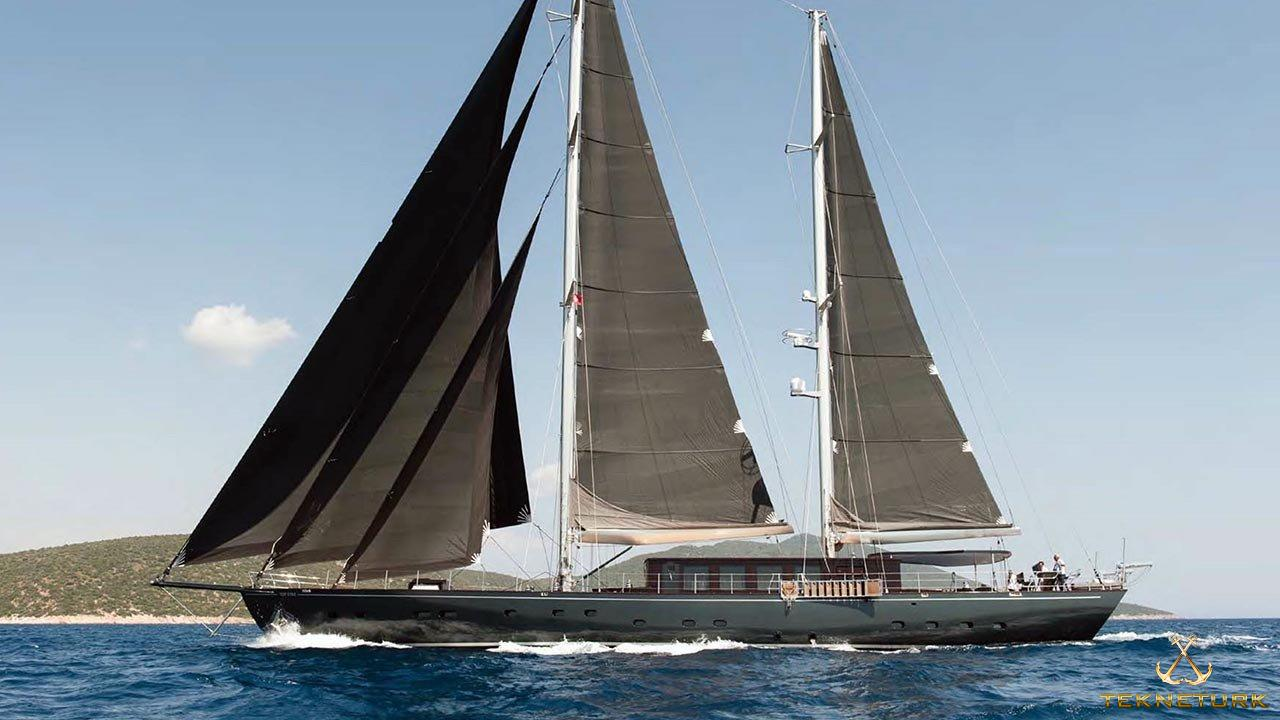 ROX STAR - Luxury sailing yat