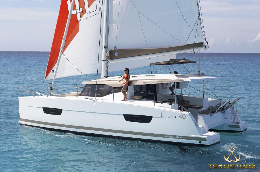 LUCIA 40 Fountaine pajot 2016