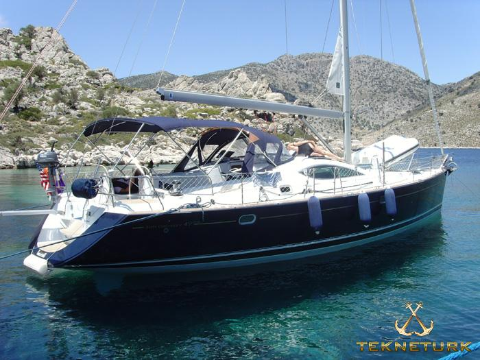 Jeanneau sun odyssey 49 DS 2006 for sale