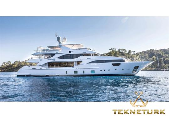 MY FLAYİNG DRAGON SUPER LUX YACHT